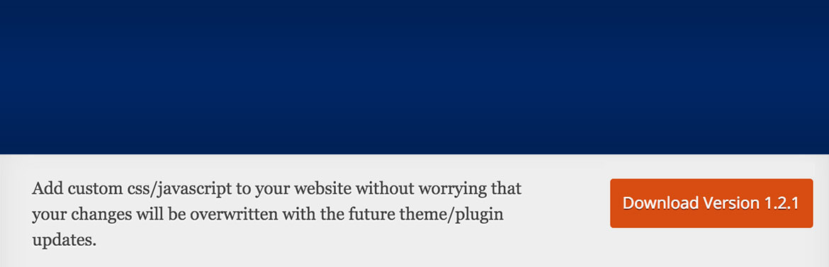 WordPress Plugins - Safe Editor