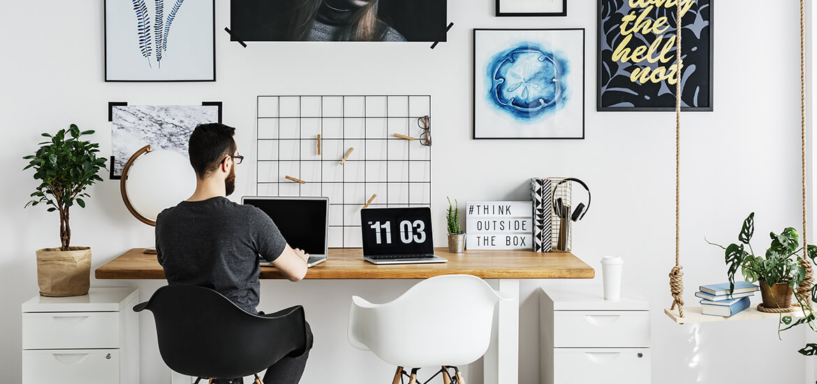 How to Design a Productive Home Office